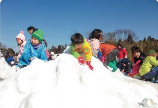 恒例「雪まつり」1月27日(土)28日(日)開催【イベント情報】
