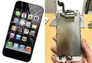 iPhoneの画面割れで困ったら