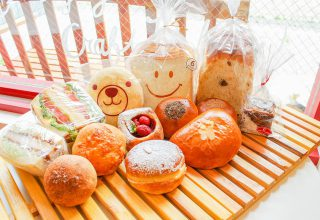 家族みんな笑顔になるパン屋さん!