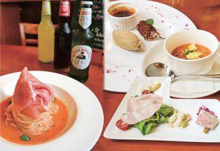 素材の力がグッと引き立つイタリア料理のお店