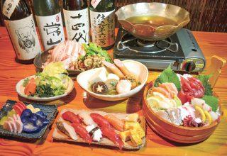 大満足の宴会料理は3,000円~