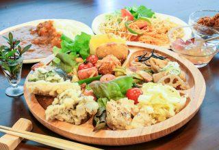 新鮮素材の食べ放題レストラン