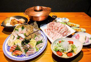 飲み放題つき宴会4,500円~!