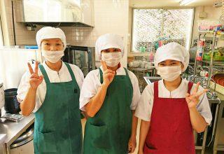 [求人]調理師、調理補助、栄養士募集!