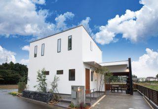 等身大のモデルハウス見学会開催