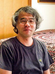 お話を伺った筑波大学 生命環境系准教授の千葉親文さん