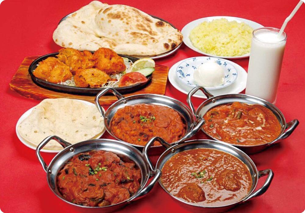 インド・ネパールレストラン ハリオン