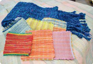 手織りショップ・教室ておりびと