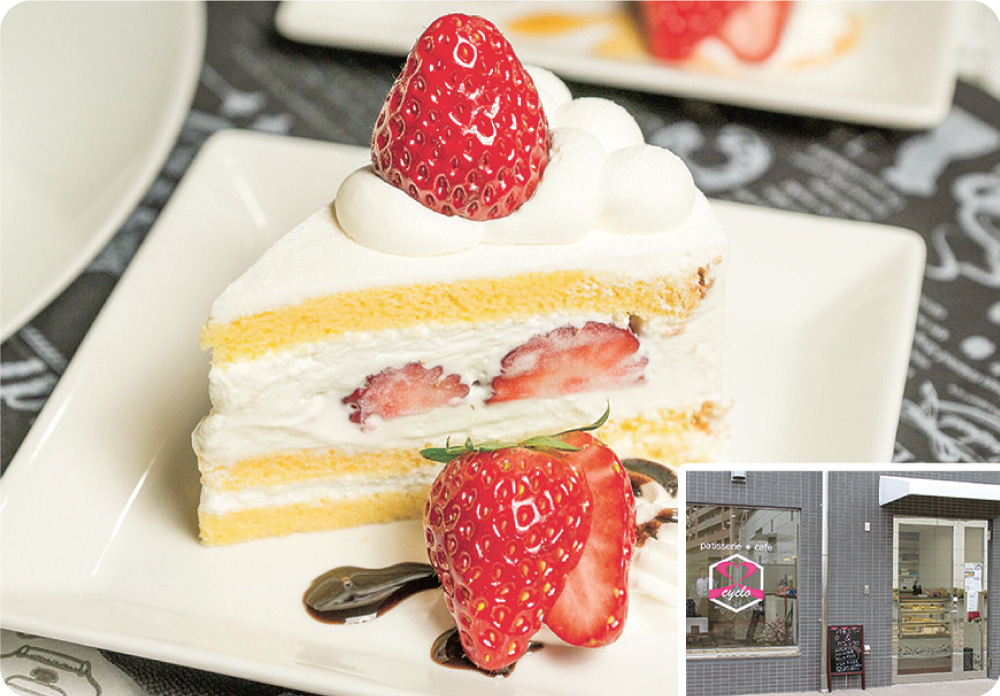patisserie*cafe cyclo