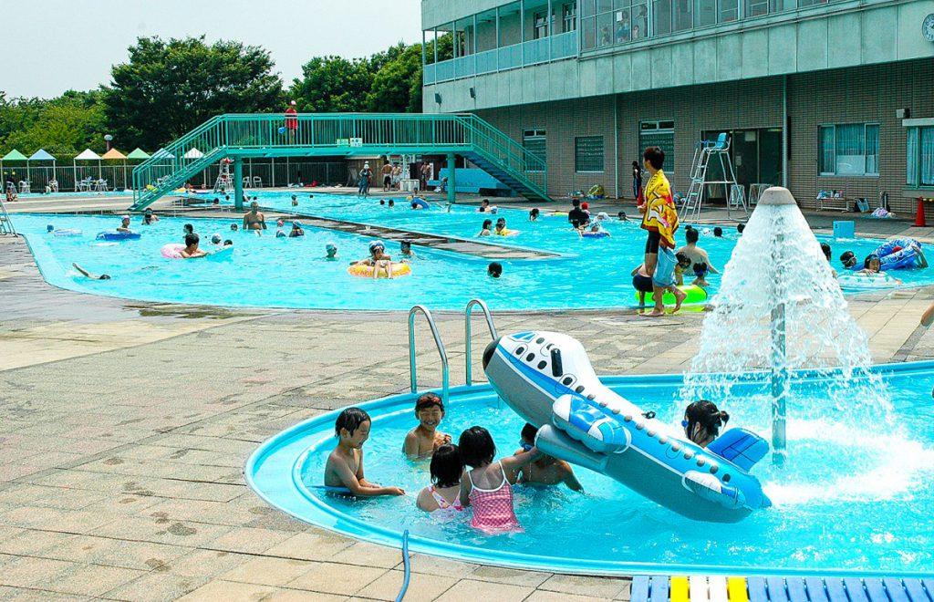 遊水プール