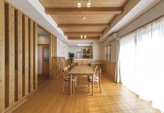 親子3代に渡る材木商のホームビルダー  古谷ホーム