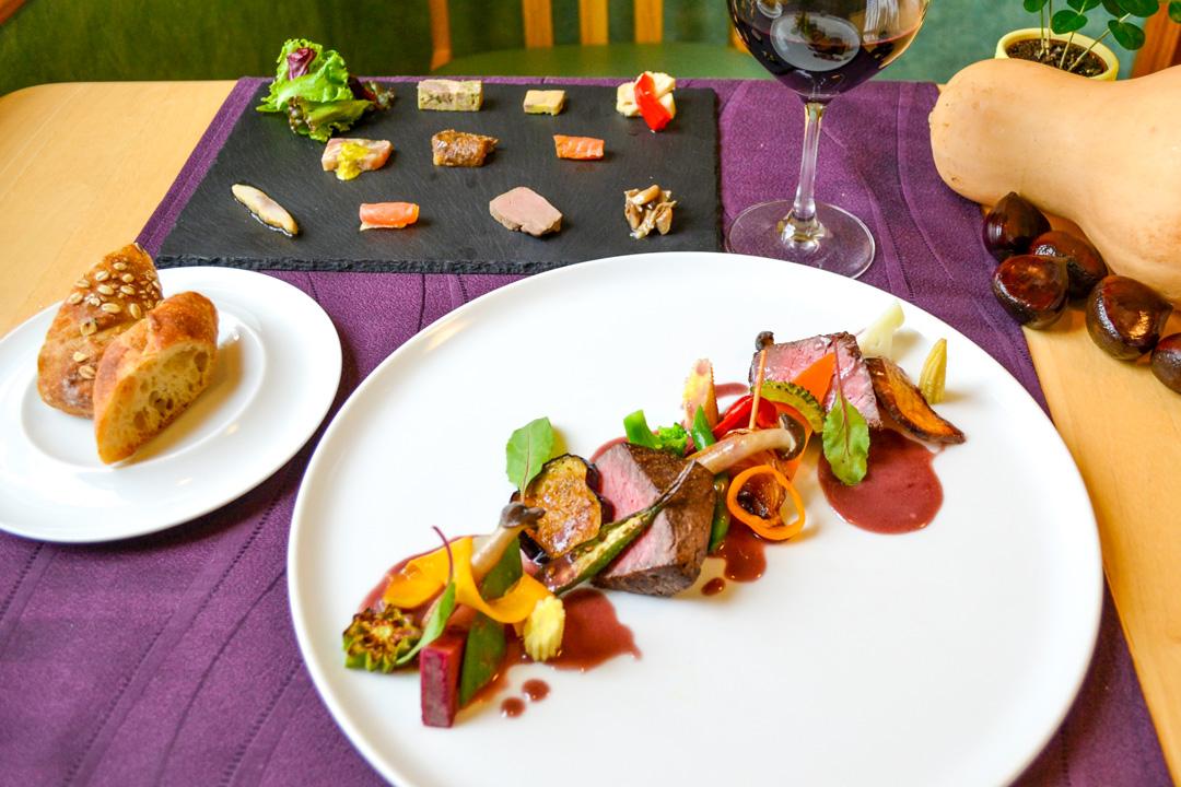 フランス料理店 コワン・ドゥ・フルノー