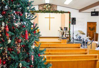 クリスマスは教会に行ってみよう♪