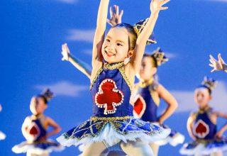 踊るこころとからだを育てます!