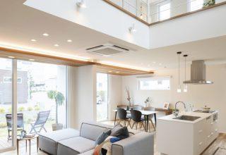 注文住宅専門店のR+houseのリフォーム