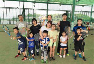 4/27(土)ゴールデンウィーク親子テニス教室を開催!