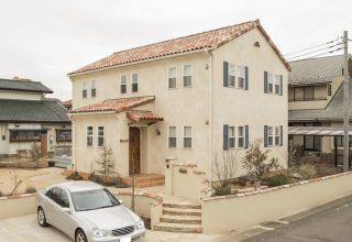 地元で25年 輸入住宅のウイングホーム