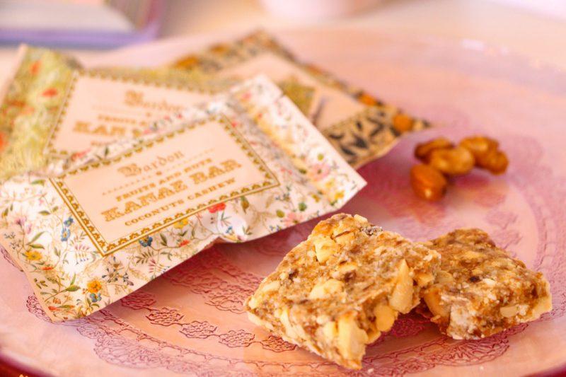小麦や液体甘味料など一切不使用で人気のナッツバー「Kanae Bar」