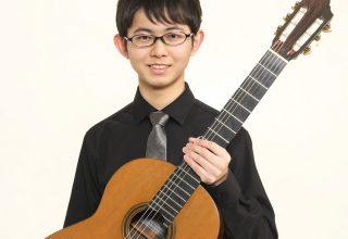 3/29(日)山本大河ギターコンサート開催!